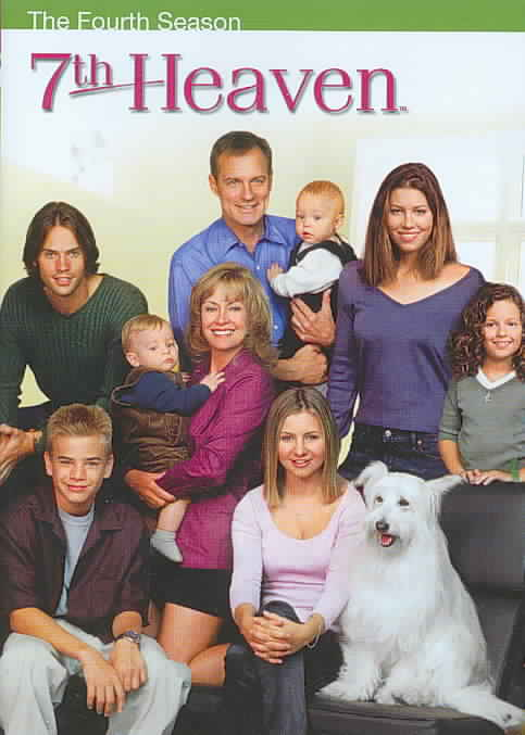 7TH HEAVEN:COMPLETE FOURTH SEASON BY 7TH HEAVEN (DVD)
